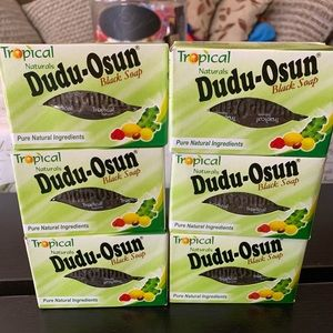 Pack of 6 Dudu Osun Soap